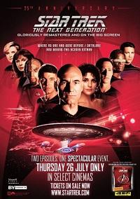 Звездный путь: Следующее поколение 1-7 сезон 1-25 серия AXN Sci-fi | Star Trek: The Next Generation