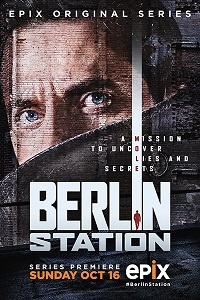Берлинский вокзал 1 сезон 1-10 серия BaibaKo   Berlin Station