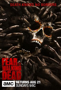 Бойтесь ходячих мертвецов 1-2 сезон 1-15 серия AMC   Fear the Walking Dead