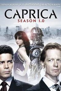 Каприка 1 сезон 1-18 серия LostFilm   Caprica