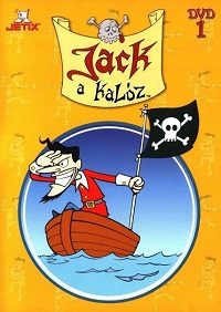 Бешеный Джек Пират 1 сезон 1-23 серия Дубляж   Mad Jack the Pirate