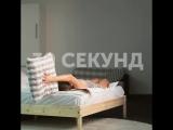 6 упражнений в кровати