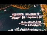 Croatia- a week on a yacht in the mediterranean - 4K - DJI Phantom 3 Professional (2016)
