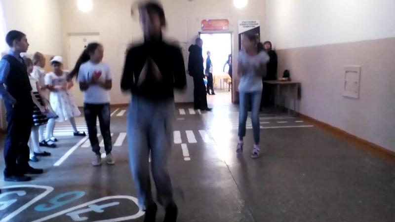 танец вставай с первыми лучами