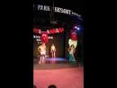 Шоу Турецкая ночь. Танец живота в мужском исполнении