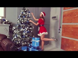 Фотосессия в стиле Новый год/ model Yana Solovyeva/ foto Ivan Peresypkin/ video StudioBro