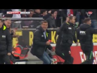 Вратарь-диверсант разрыл яму у «точки» перед пробитием пенальти