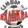 ЖФК Надежда-СДЮШОР-7. Женский футбол в Беларуси