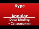Data Binding  - Связывания