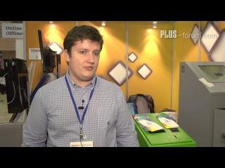 Viktor Morozov / Виктор Морозов Интервью, данное в рамках Международного ПЛАС-Форума «Online Offline Retail 2014», 31 марта, .