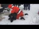 БЭТМЕН vs ЧЕЛОВЕК ПАУК, Дед Мороз всех порешал