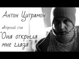 Антон Цитрамон авторский стих