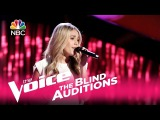 The Voice 2017 Blind Audition - Andrea Thomas