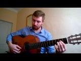 Уроки игры на гитаре в Москве GuitarVN Paco de lucia - Panaderos