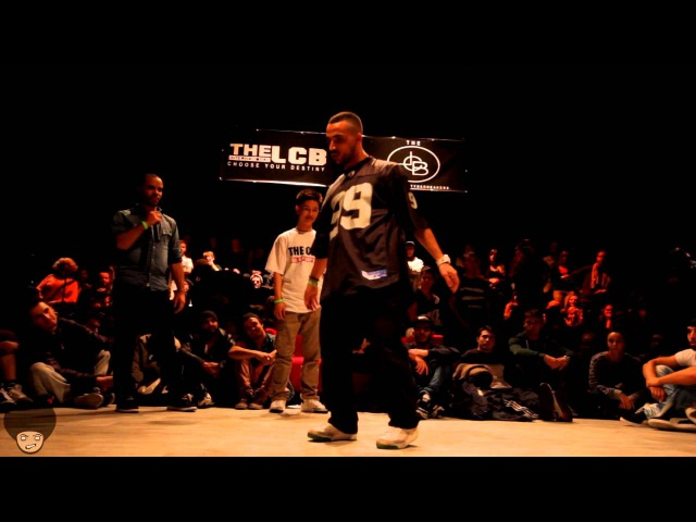 Majid (Old Future Ghetto Style) | Hip-Hop Judge Demo | LCB Battle 2013