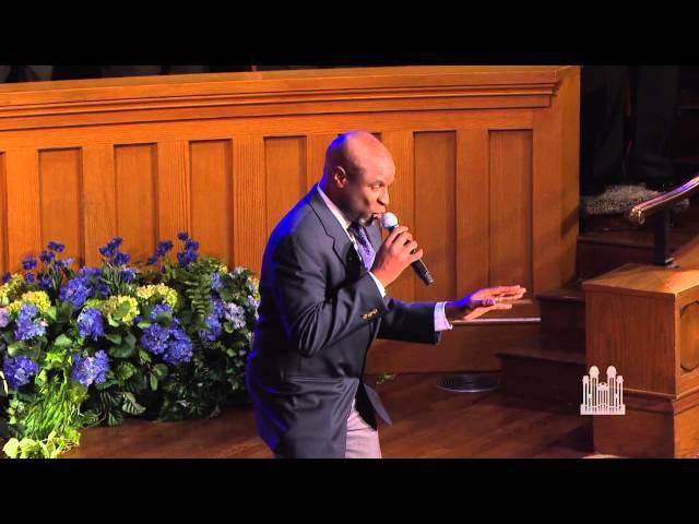 Rock-a My Soul in the Bosom of Abraham - Alex Boyé and the Mormon Tabernacle Choir