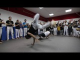 Mestre Cueca e Mestre Tico. Monthly roda of The Russian Center for Capoeira