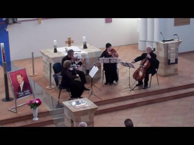 Концерт памяти Теофиля Рихтеря Кирха