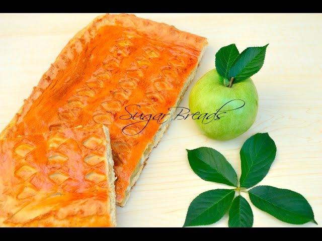 Яблочный пирог (Apple Pie by SugarBreads)