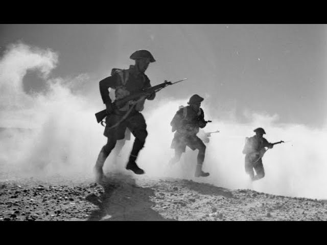 Tunisia 1943: Longstop Hill - Clearing the heights