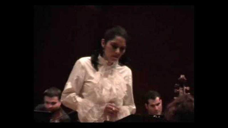 Vivaldi - Alma oppressa (La Fida Ninfa), Vivica Genaux - Pyrotechnics