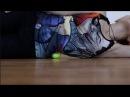 Массаж теннисным мячиком.