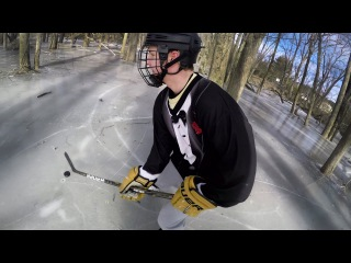 GoPro: Chasing Ice - Pond Hockey with Erich Schwer