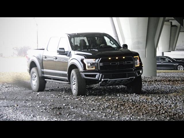 Ford Raptor 2017. Пикап моей мечты