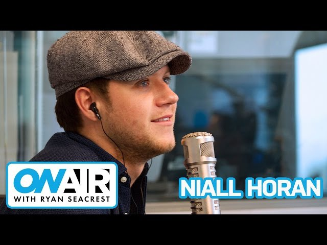 Niall Horan Reveals Inspirations For Slow Hands On Air with Ryan Seacrest