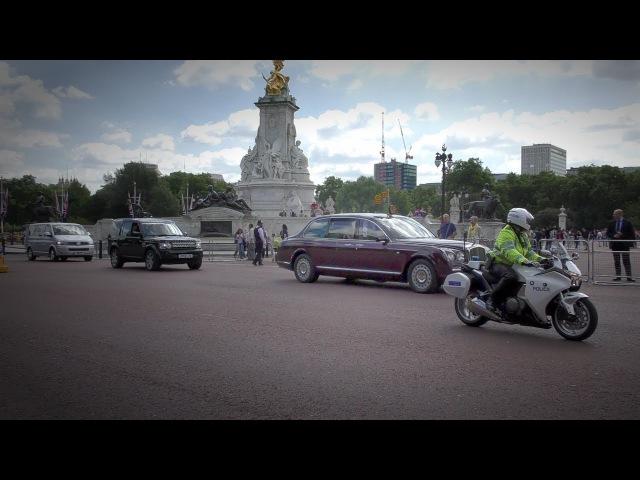 Met Police *Special Escort Group* - Queen Elizabeth Prince Phillip