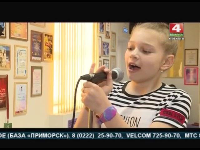 Мария Магильная на Беларусь 4 Могилев Встретимся у Звездочета эфир от 22.06.2017