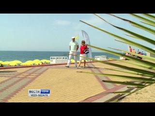 Сочи претендует на место в каталоге лучших пляжей мира