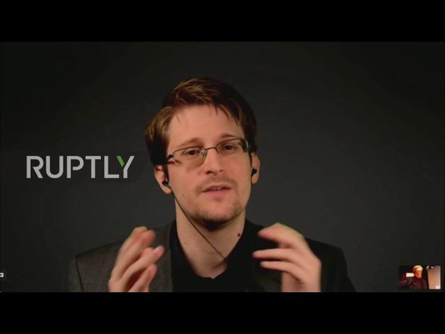 Норвегия: Трамп новый директор ЦРУ хочет диссиденты, как я «предан смерти», говорит Сноуден.