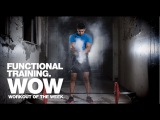 Functional Training weights and plyometrics Workout of the Week