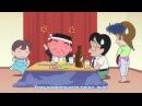 [MedusaSub] Shounen Ashibe 2: Go! Go! Go| Мальчик Асибэ 2: Вперёд, вперёд, Гома-чан! – 11 серия – русские субтитры