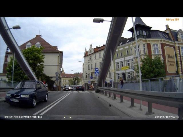 Kultura jazdy w Polsce.Культура вождения в Польше.