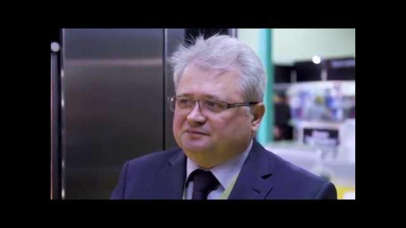 Интервью с Зам. генерального директора Галаевым А.А. на выставке Modern Bakery-2017