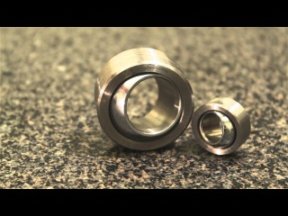 QA1's Industrial Product Offering - Rod Ends, Bearings More