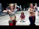Belly Dancing in the Sweaty Heat of Winnipeg