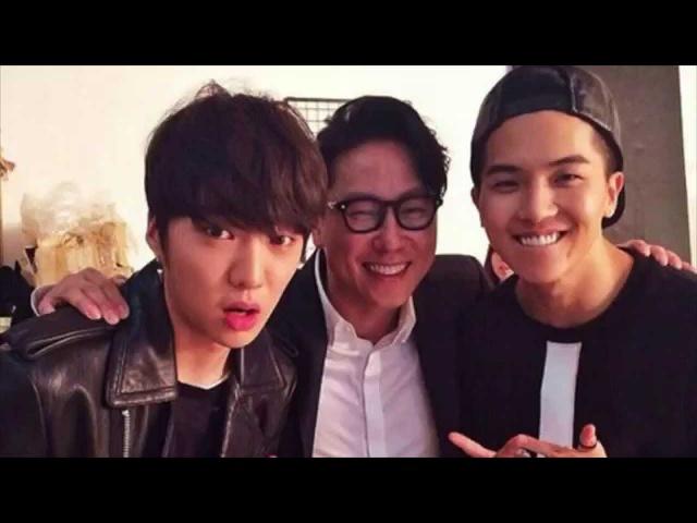 Yoon Jongshin - Wild Boy Ft Kang Seungyoon Song Minho ENGLISH LYRICS