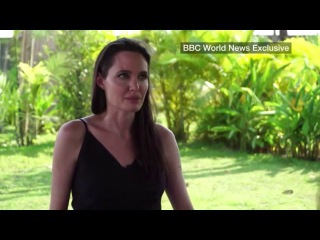 Angelina Jolie gets emotional as she speaks about divorce Daily Mail Online
