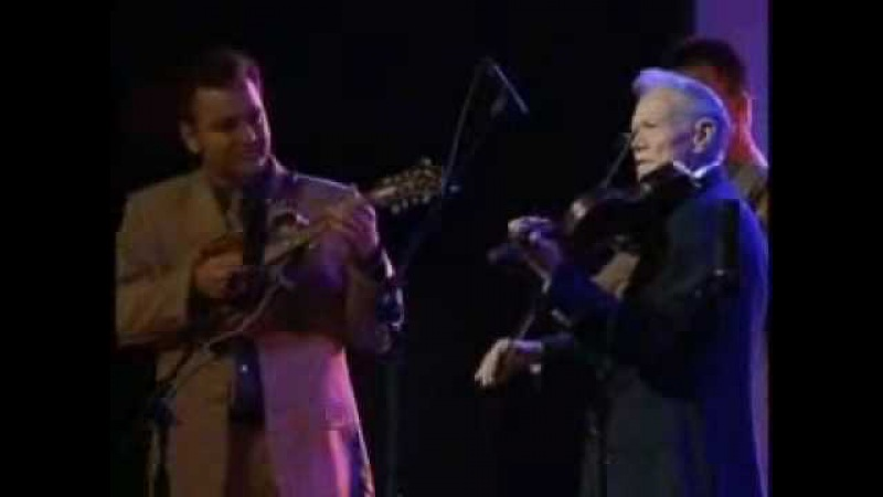 Vassar Clements The Del McCoury Band - Lonesome Fiddle Blues