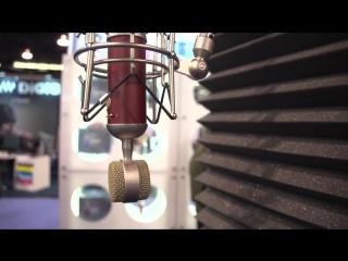 Namm 2017 - blue mics - spark sl, bluebird sl, baby bottle sl and more!