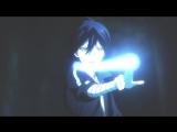 Аниме AMV клип под музыку на Anime Бездомный бог/Noragami