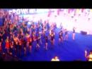 13.08.2017 Альмирочка участвует в Гала-концерте на закрытии Кубка Мира по художественной гимнастике. Как же это было крутооооо!