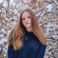 Анкета Анастасия Ульянова