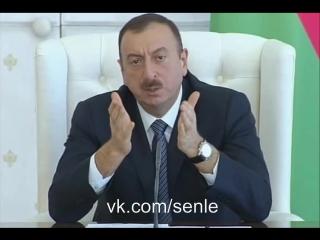 Президент Азербайджана Ильхам Алиев про неправильное питание и жирную еду.|AZERBAIJAN , AZERBAYCAN , БАКУ, BAKU , BAKI , 2017