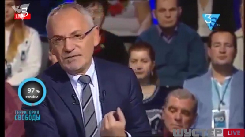 Савік Шустер 3s.tv свобода слова