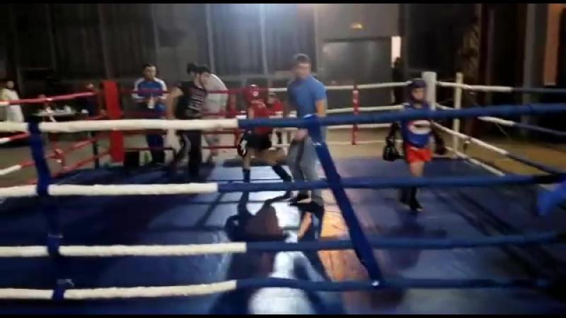 Аскер Алдатов - чемпион РСО по тайскому боксу