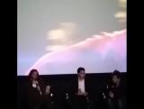 02.08.2017 - Интервью «Вопрос/Ответ»  ArcLight Cinemas в Лос-Анджелесе #4